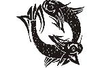 Fische Tribal