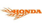 Honda Flames